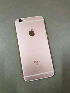 Limited Rose Gold iPhone 6S 16GB