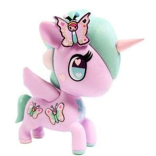 Unicorno Series 4 Lily butterfly