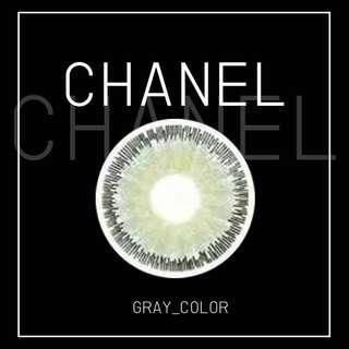 Chanel Lens Gray (0-500 Degree)