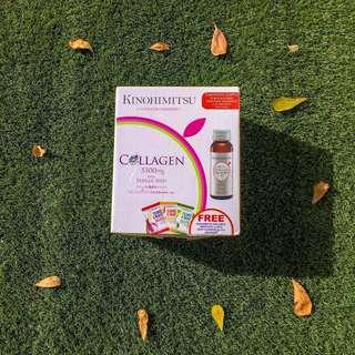 BN Kinohimitsu Collagen Diamond 5300 Drink