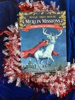 Christmas in Camelot (Magic Treehouse Merlin Missions by Mary Pop Osborne