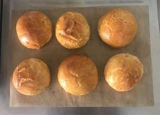 🚚 手工製作 菠蘿麵包