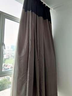 Curtain 2 layer $90