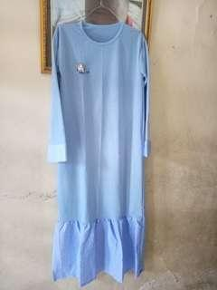 Long dress bwt berhijab