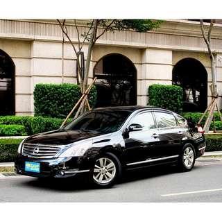 2012年NISSAN TEANA 2.0 國產大型房車CP值最高的選擇 進口品質的底盤穩定度 全車原鈑件  正一手車