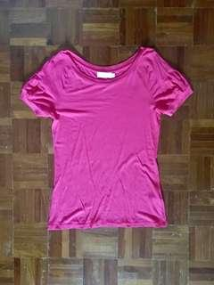 🚚 G2000 Pink Blouse