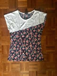 🚚 Floral Blouse from Nichii