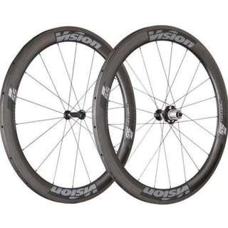 2017 Vision Metron 55 Carbon Clincher Wheels
