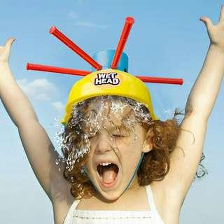 *FREE DELIVERY to WM only / Ready stock* Kids games water head each as shown design / color.  Free delivery applied for this item.