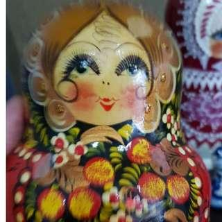 Matryoshka from Russia