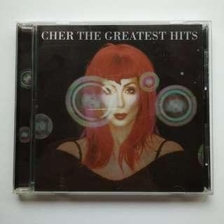CD - Cher / The Greatest Hits (1999)