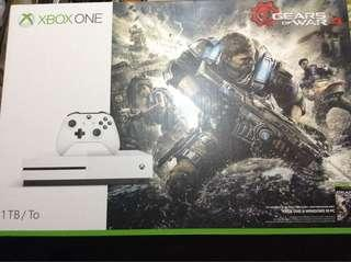 Xbox One Gears of War 4 1 TB Console