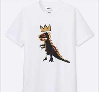 Uniqlo x Jean Michel Basquiat Shirt