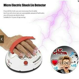 *FREE DELIVERY to WM only / Ready stock* Kids games lie detector each as shown design / color.  Free delivery applied for this item.