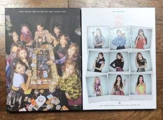wts twice yes or yes unsealed albums