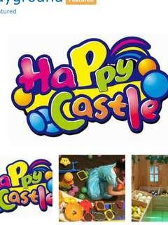 Happy castle indoor playground