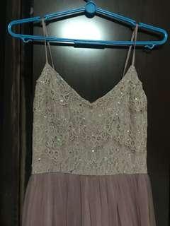 Zalora maxi dress XS