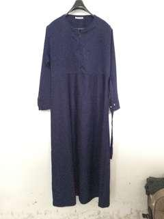 long basic dress