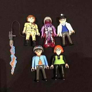 Playmobil Ghostbusters Firehouse Figures