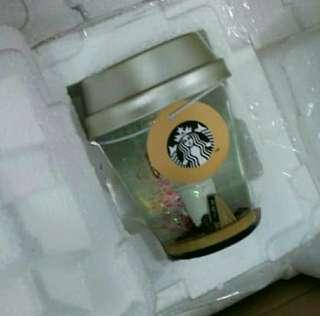 Starbucks Malaysia Snow Globe