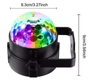 Disco Light (Rental / Purchase)