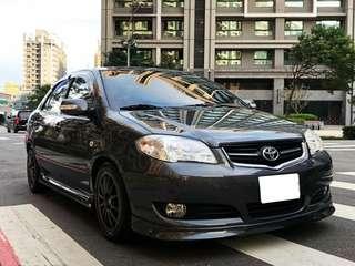12年 豐田 vios 1.5低🈷️付 全額貸