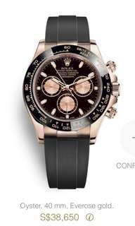 Rolex Daytona Everose 116515LN