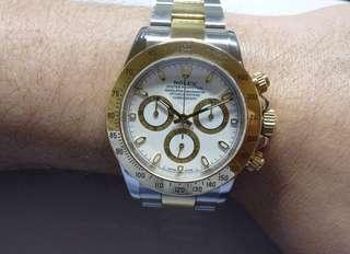 Rolex Daytona Half Gold 116503
