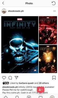 Infinity (2013) e-Comics Issue 1-6