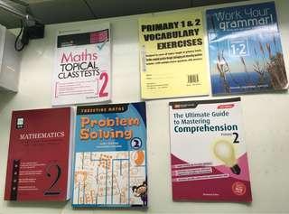 Primary 2 / P2 Assessment Books