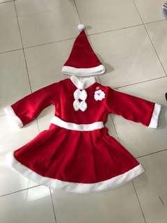 聖誕服-女童