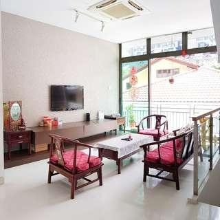 FREEHOLD CITY FRINGE CLUSTER LANDED/HOUSE FOR SALE! MINS WALK TO POTONG PASIR MRT, EATERIES & AMENITIES