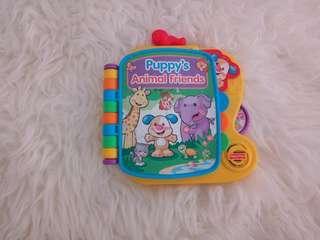 Fisher price book baby buku elektronik buku bayi