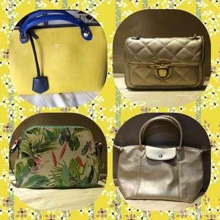 tas wanita berbagai macam merk