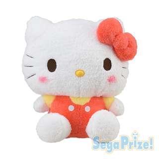 Sanrio Hello Kitty 特大毛公仔