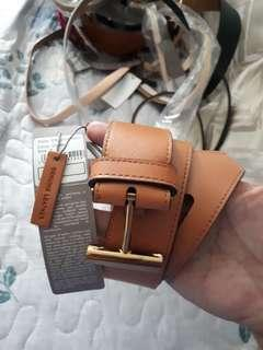 AUTH. CHARLES & KEITH BELT