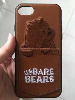We bear bear iPhone 7 phone casing