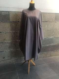 Dress balon panjang