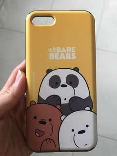 Iphone 7/8 we bear bear phone casing