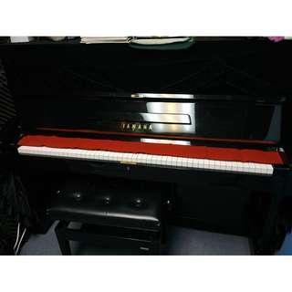 清貨 鋼琴鍵 絨布  Piano Keypad Cover