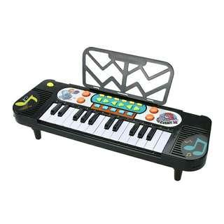 *FREE DELIVERY to WM only / Ready stock* Kid toy electronic music keyboard 25 keys as shown design / color.  Free delivery applied for this item.