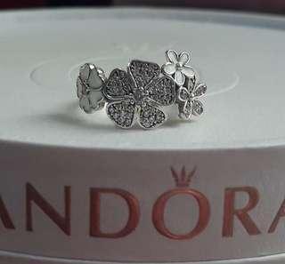 SALE!! Pandora Ring Size 5