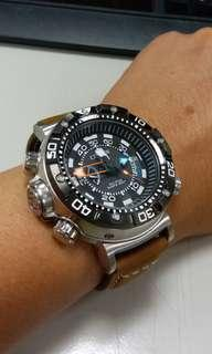 Citizen Eco-drive promaster 火水爐