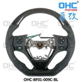 Toyota corolla altis carbon fibre Steering Wheel
