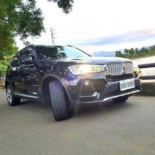 2014 BMW X3 28i