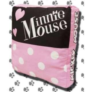 Disney Minnie Mouse Cushion 美妮 特大咕o臣