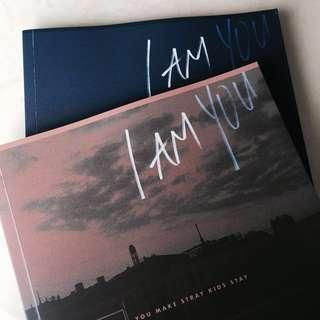 stray kids i am: you official unsealed albums