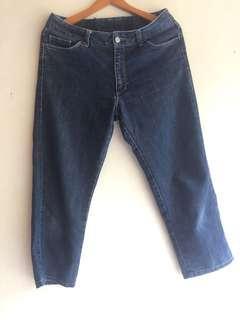 Celana Jins 7/8 Size L