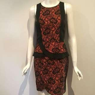 NWOT Honey and Beau dress