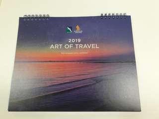 SIA 2019 Calendar